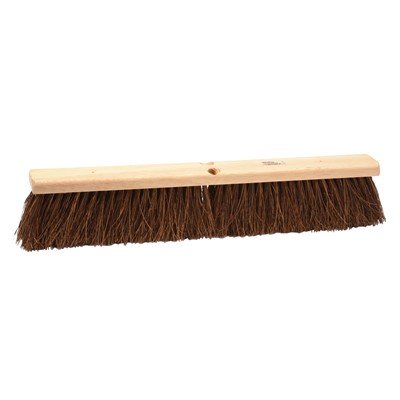 Weiler Garage Floor Brush - 24'', Palmyra Fill (4 Pack) by Weiler (Image #1)