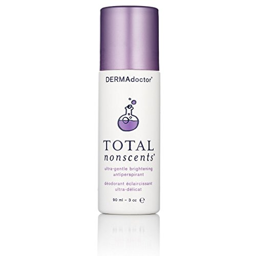 DERMAdoctor Total Nonscents Ultra-Gentle Brightening Antiperspirant, 3 fl. oz.