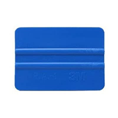 3M 71601 Pack of (5) Blue Plastic Squeegee: Industrial & Scientific