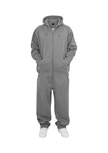 Blank Suit grey 4XL