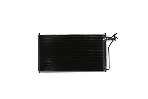 A-C Condenser - Pacific Best Inc For/Fit 3218 80-90 Buick LeSabre Electra Estate Wagon V6