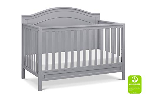 - DaVinci Charlie 4-in-1 Convertible Crib, Grey