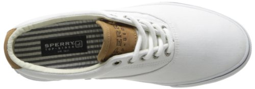 lowest price cheap online free shipping shop offer Sperry Mens 10480_Herren_Textil Low-Top Sneakers White (White) Mp24I