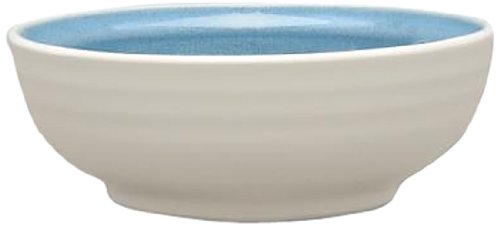 (Noritake 18-Ounce Colorvara Soup/Cereal Bowl, 6-1/2-Inch, Blue)