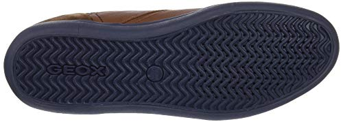 Geox E Hohe Cognac U Braun C6176 Herren Navy Sneaker Box rgP6r7