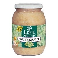 EDEN FOODS Sauerkraut ORG, 32 OZ Pack of 3