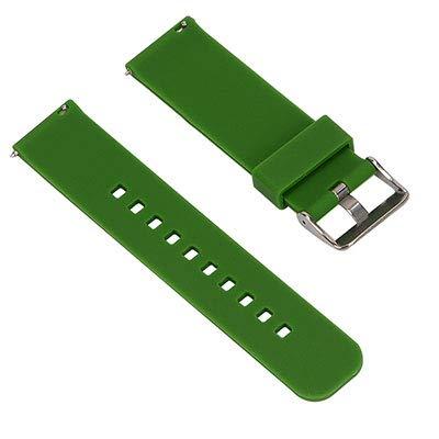 Jewh Watch Band Samsung Smart Watch - Silicone Wrist Strap Xiaomi Huami Amazfit - 22mm Pulseira