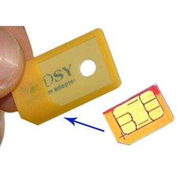 Satycon 0000058010020 - Adaptador de tarjetas micro sim a ...