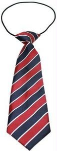 Mirage Pet Products 46-22 Stripes Classic Big Dog Neck Tie, Large by Mirage Pet Products