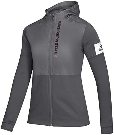 adidas NCAA womens Game Mode Full Zip Jacket
