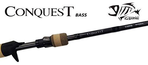 G LOOMIS Conquest 843S Spin Jig Rod 7'0'' MH 12643-01