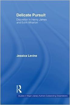 Book Delicate Pursuit (Studies in Major Literary Authors)