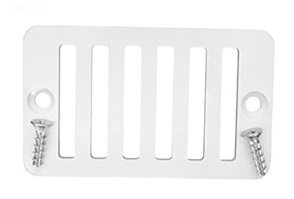 Amazon.com: Swimming Pool Deck Drain Rectangular Grate 2x4 with ...