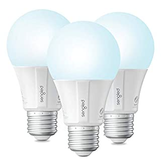 Sengled Smart Light Bulb, Smart Bulbs That Work with Alexa, Google Home (Smart Hub Required), Smart Bulb A19 Alexa Light Bulbs, Smart LED Daylight (5000K), 800LM, 9W (60w Equivalent), 3 Pack
