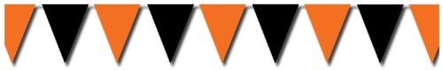 Orange Outdoor Pennant Banner Accessory