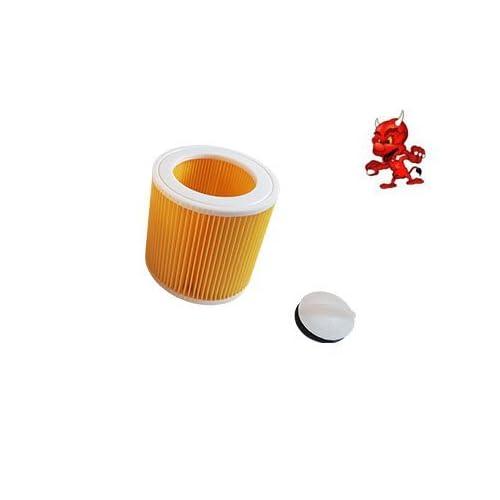 1 Cartouche de filtre Filtre rond lamellenfilter pour Kärcher A 2024 pt