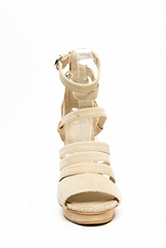 Neil Barrett - Sandalias de vestir para mujer beige beige Beige