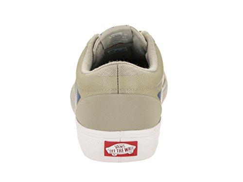 Vans Mens Av Quickweld Pro Skate Shoe Cemento / Delft