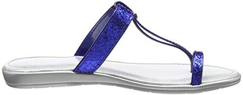 Sandalen Lotus Candida Blue Blue Spangen T Glitter Damen TqpnqfOw1
