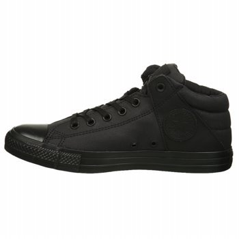 Converse CT Axel Mid Black Black Womens Trainers