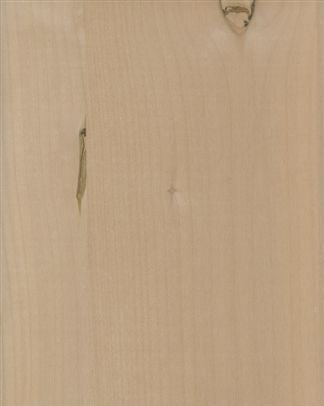 Alder Knotty Wood Veneer 4'x8' 10 mil (Paperback) Sheet by Wood-All