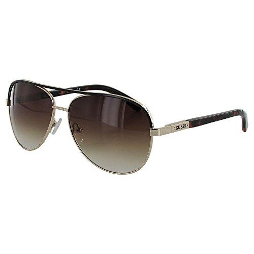 Womens GUF224 Aviator Fashion Sunglasses