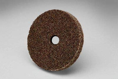 60/PK 3M Scotch-Brite 13755 EXL Unitized Wheel 2 in X 1/4 in X 1/4 in 8A CRS // 7000000693 by APD-Incorporated