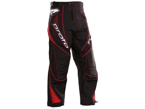 Proto Paintball Pants (Proto 2011 Menace Pants Red XXLarge)