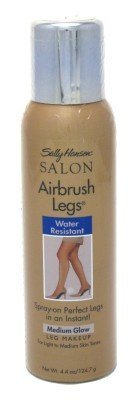 Sally Hansen Airbrush Legs Medium Glow 4.4 Ounce (130ml) (2 Pack) (Sally Airbrush Legs Hansen)