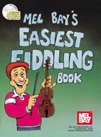 - MelBay 256650 Easiest Fiddling Book Book Printed Music