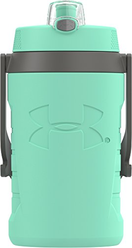 Crystal Jug - Under Armour Sideline 64 Ounce Water Bottle, Crystal