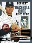 Beckett Baseball Card Price Guide 2008 Brian Fleischer