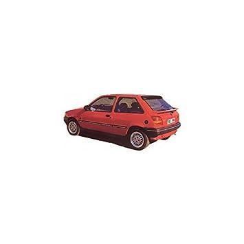 60AL06030 Aleron tipo original para coche de poliuretano moldeado con imprimación, listo para pintar.: Amazon.es: Coche y moto