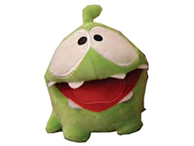 Cut The Rope 5 Hungry Om Nom Plush by Cut The Rope