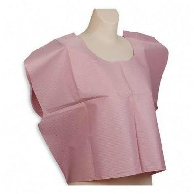 Tidi Products 910516 Mauve Medical Examination Capes, 21