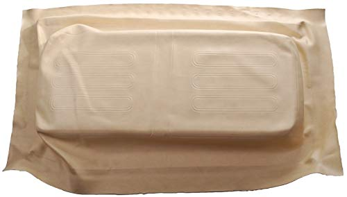 Parts Direct Club Car DS Golf Cart BUFF Replacement Seat Bottom Cover 1979-1999 (Direct Car Covers)