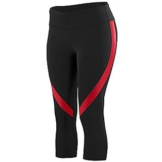 Augusta Sportswear Women's 2405, Black/Red, XX-Large