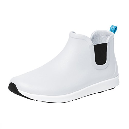 ed2900329a0d00 Native Men Apollo Rain Boot (white   shell white) well-wreapped ...