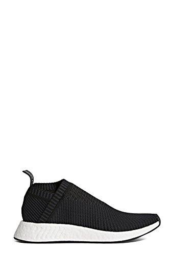 adidas NMD_cs2 PK, Zapatillas de Deporte Para Niños Negro (Negbas / Carbon / Rojsld 000)