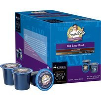 Emeril's Big Easy Bold Coffee, 108-Count K-Cup for Keurig Brewers by Emerilware (Emerils Roasted Coffee)