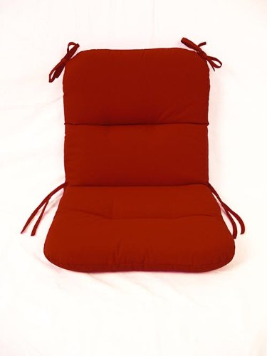 Ordinaire Sunbrella Outdoor Chair Cushion By By Comfort Classics Inc. In Jockey Red