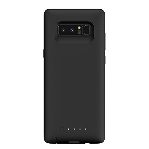 mophie juice pack - Protective Battery Case for Samsung Galaxy Note 8 – Charging Case – Wireless Charging – High-Impact Protection