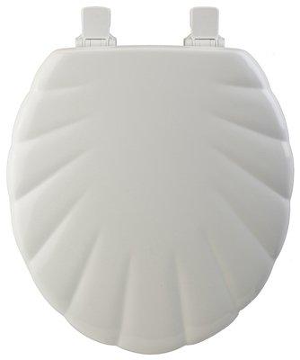 Strange Bemis Mfg 22Ec 000 Round Molded Wood Shell Design Toilet Dailytribune Chair Design For Home Dailytribuneorg
