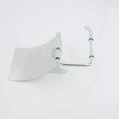 Nologo LSS-MDS Halter Serviette Edelstahl-Badezimmer-Regal, Papierhandtuchhalter, Bad Regal, Küchenrollentoilettenpapierhalter