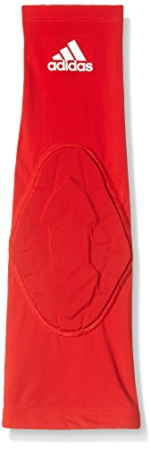 adidas Mens Basketball Techfit Padded Elbow Sleeve