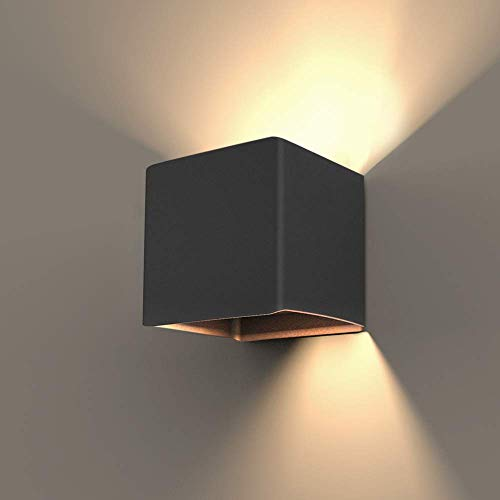 Cube Led Wall Light in US - 6