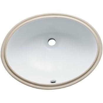 Kingston Brass Lbo22178 Fauceture Oval Undermount 21 7 10