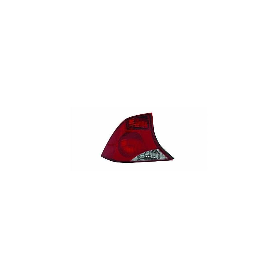 TYC Ford Focus Driver & Passenger Side Replacement Tail Lights