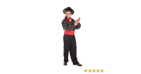 LLOPIS - Disfraz Infantil Gitano t-1: Amazon.es: Juguetes y juegos