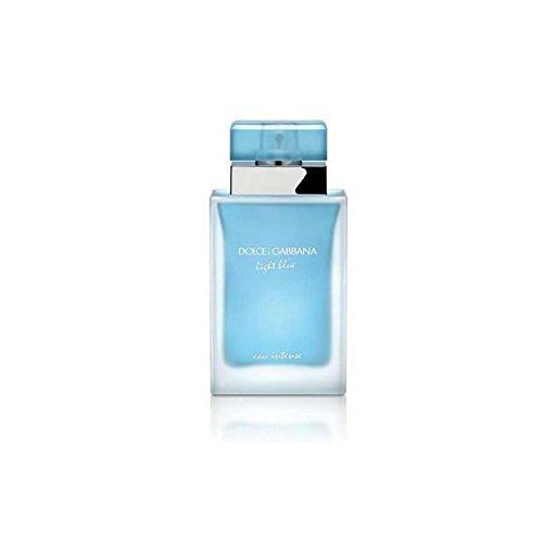 Dolce & Gabbana Light Blue Eau Intense By Dolce & Gabbana For Women Eau De Parfum Spray .84 oz
